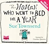 Sue Townsend The Woman Who Went to Bed for a Year (Unabridged Audiobook)