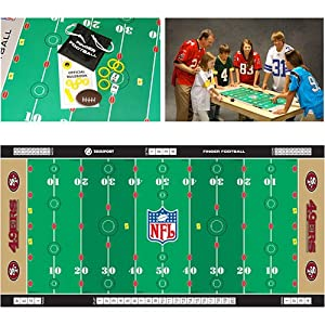 San Francisco 49ers Finger Football!