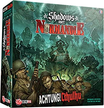 Asmodee - DPSON01FR - Shadows Over Normandie