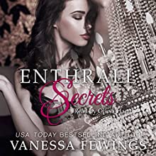 Enthrall Secrets: Enthrall Sessions, Volume 7 Audiobook by Vanessa Fewings Narrated by Olivia Hart
