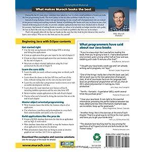 Murach's Beginning Java w Livre en Ligne - Telecharger Ebook