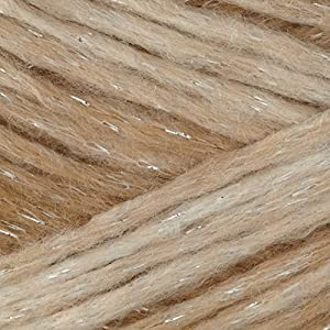 Red Heart Boutique Infinity Yarn Almond