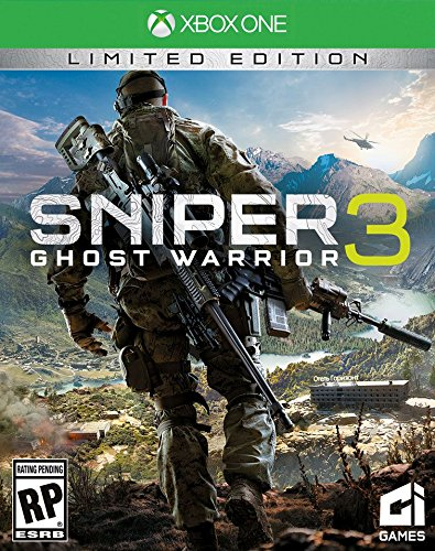 Sniper Ghost Warrior 3 - Xbox One Limited Edition (One Breath One Bullet compare prices)