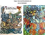 Who's Zoo (0224013513) by Aiken, Conrad