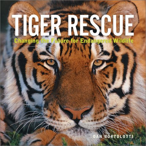 "the endangered animal species white tigers In fact, replace any endangered animal in the place of your ""white tiger"" and the answer 99% of the time is either habitat destruction, poaching, invasive species introduction, or a combination of them."