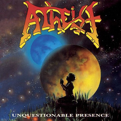 Unquestionable-Presence-Atheist-Audio-CD