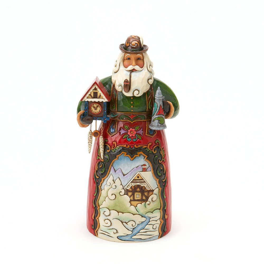 german santa figure