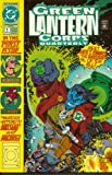 img - for Green Lantern Corps Quarterly #1 (Summer 1992) The Book of Everything book / textbook / text book