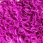 Purple Color LOOM RUBBER BANDS BRACEL...