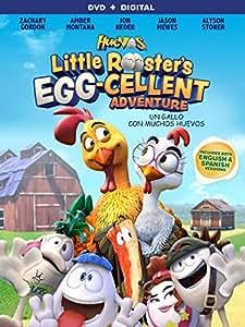 Amazon.com: Huevos: Little Rooster's Egg-Cellent Adventure [DVD