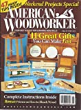 American Woodworker (October/November 2013 - #168)