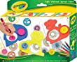 Crayola - Kit de loirsir cr�atif - Spir'Animal