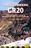 Corsica Trekking GR20 (Trailblazer Trekking Guides) (1873756984) by Abram, David