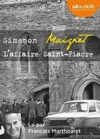 L'Affaire Saint-Fiacre: Livre audio - 1 CD MP3 417 Mo