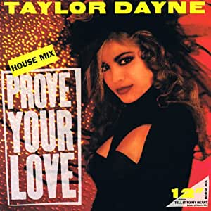 Prove your love house 1988 vinyl maxi single vinyl for House music 1988