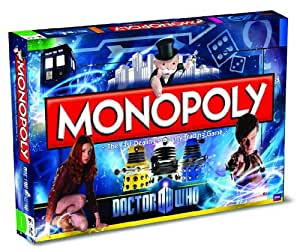 Doctor Who 11th Doctor Monopoly Game