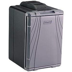 Coleman electric cooler width=