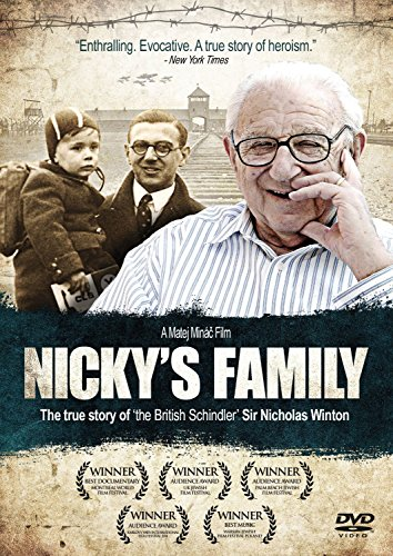 nickys-family-the-story-of-the-british-schindler-sir-nicholas-winton-dvd-import-anglais