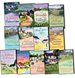 Rebecca Shaw Rebecca Shaw Barleybridge Novel 13 Books Collection Pack Set Country Lovers, The Village Green Affair, A Village Dilemma, A Country Affair, Whispers in the Village, Country Wives, Village Gossip., Talk Of The Village, LOVE IN THE COUNTRY