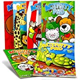 Activity Pad Assortment Party Accessory 1 dozen