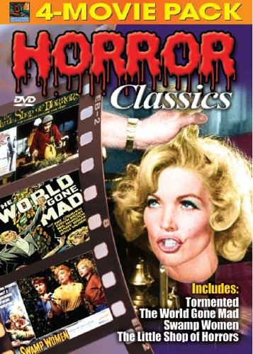 Horror Classics 4 Movie Pack Vol. 4