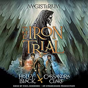 The Iron Trial Hörbuch