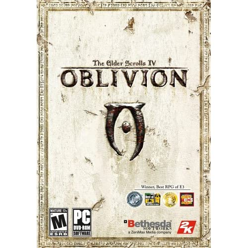 The Elder Scrolls IV: Oblivion + Knights of the Nine + Shivering Isles