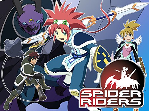 Spider Riders: Volume 1