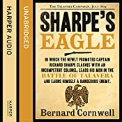 Sharpe's Eagle: The Talavera Campaign, July 1809: The Sharpe Series, Book 8 | Bernard Cornwell