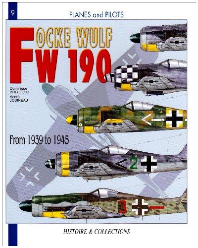 Focke Wulf FW190 (Planes & Pilots)
