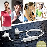 VicTec Sport Bluetooth V4.0 Wireless Stereo Headset Sweat-proof Earphone headphone For Running Hiking With Mic For iPhone 4 4S 5 5G 5S 5C Galaxy S3 S4 S5 Note II III HTC ONE M7 M8