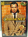 Dragnet: 16 Classic TV Shows! [DVD] (2004) Jack Webb