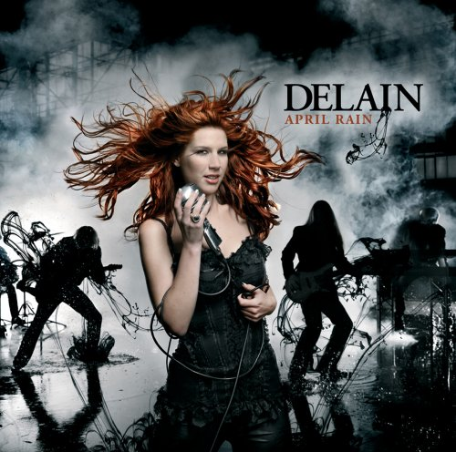 Delain - April Rain (Lim. Ed. Digipack +1) - Zortam Music