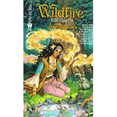 Wildfire (Wild Magic) by Jo Clayton