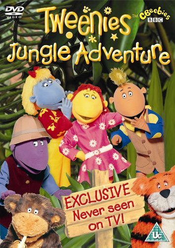 Tweenies - Jungle Adventure [DVD] [1999]