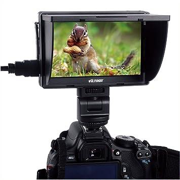 Kodak Gear Fotocamera//Videocamera Custodia con Tracolla-Nero /& Giallo