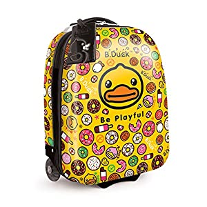 "Amazon.com: B.Duck Luggage, 16"": Toys & Games"