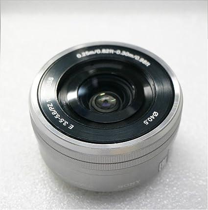 SONY Objectif 16-50 ED Silver pour SONY NEX SEL-P1650