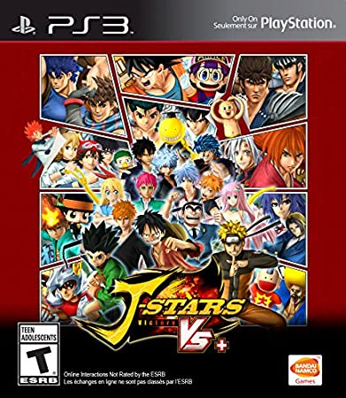 J-Stars Victory Vs+ - PlayStation 3