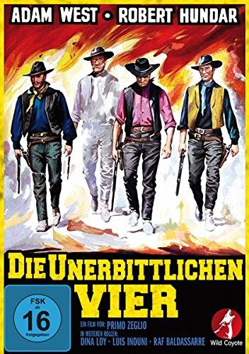 Die unerbittlichen Vier (Die vier Geier der Sierra Nevada / Los cuatro implacables)