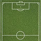 Tela verde campo f�tbol c�sped Robert Kaufman Sports Life 3