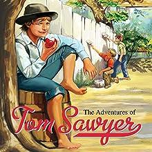 The Adventures of Tom Sawyer (       UNABRIDGED) by Mark Twain Narrated by Rashid Raza