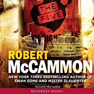 The Five | [Robert McCammon]