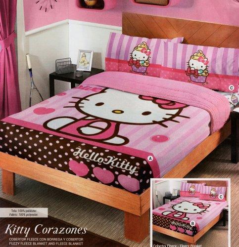 Hello Kitty Full Size Sheets