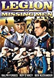 Legion of Missing Men [DVD] [Region 1] [US Import] [NTSC]