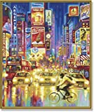 Schipper 609360555 - Malen nach Zahlen - The New York Times Square, 50x60 cm