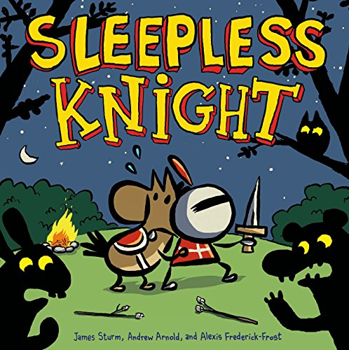 Sleepless Knight (aventures en bande dessinée)