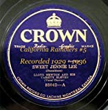 California Ramblers #5 Recorded 1929 - 1936 CD274D