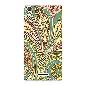 Mobile Back Cover For Sony Xperia T3 (Printed Designer Case)
