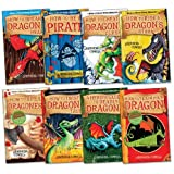 Cressida Cowell How to Train Your Dragon Pack, 8 books, RRP £41.93 (Hero's Guide Deadly Dragons;How To Be Pirate;How To Break Dragons Heart;How To Cheat Dragon's Curse;How To Ride Dragon's Storm;How To Speak Dragonese;How To Train Dragon;How To Twist Dr
